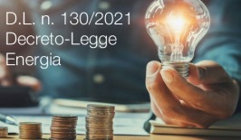 Decreto-Legge 27 settembre 2021 n. 130