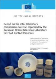Report EU materiali a contatto con alimenti