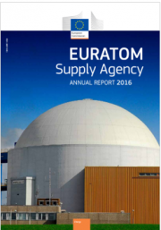 Euratom Supply Agency annual report 2016