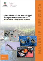 Qualità monitoraggio biologico: macroinvertebrati acque interne