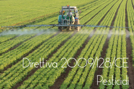 Macchine per l'applicazione di pesticidi: il 1° Elenco di norme armonizzate d'interesse