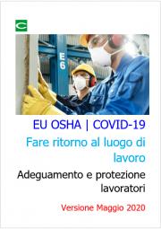 EU OSHA | COVID-19 Fare ritorno al luogo di lavoro Versione 05.2020