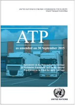 ATP Agreement - Update October 2015
