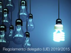 Regolamento delegato (UE) 2019/2015