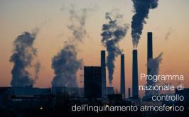 Comunicato PCdM 7 Ottobre 2020: VAS Programma nazionale controllo inquinamento atmosferico