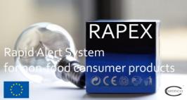 RAPEX: la banca dati UE dei Prodotti pericolosi