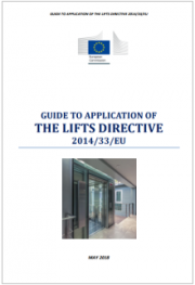Guide to application of the lifts directive 2014/33/EU