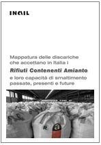 Mappatura delle discariche che accettano in Italia i Rifiuti contenenti Amianto
