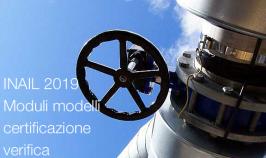 INAIL: Moduli e modelli relativi certificazione e verifica