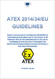 Linee guida nuova direttiva ATEX 2014/34/UE | Maggio 2020
