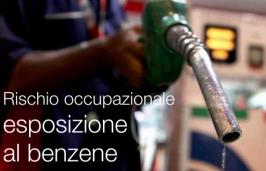 Il rischio esposizione occupazionale benzene