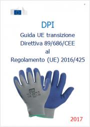Guida transizione Direttiva DPI al Regolamento DPI