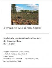 Il consumo di suolo nel territorio di Roma Capitale