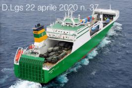 Decreto Legislativo 22 aprile 2020 n. 37