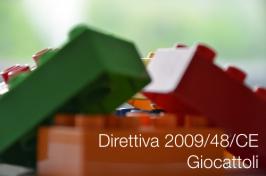 Direttiva 2009/48/CE giocattoli