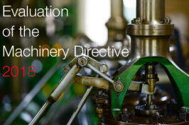 Evaluation of the Machinery Directive 2006/42/EC | EC 2018