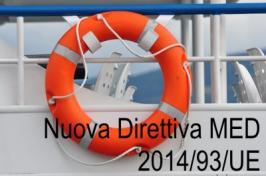 Decreto MIT 31 luglio 2015 Equipaggiamento marittimo