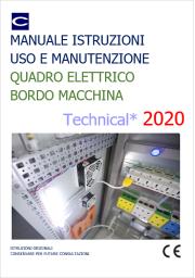 Manuale Quadro elettrico bordo macchina: EN 61439-1/2 e EN 60204-1*