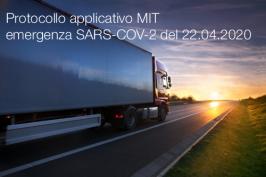 Protocollo applicativo MIT emergenza diffusione SARS-COV-2