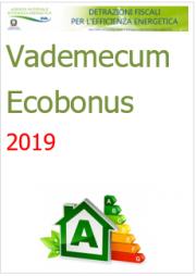 Vademecum ENEA Ecobonus 2019