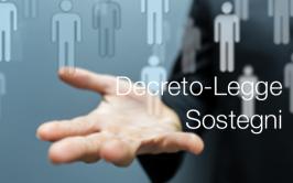 Decreto-Legge Sostegni