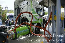 Bozza RTV Prevenzione incendi impianti distribuzione GNL