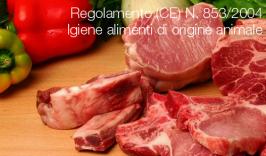 Regolamento (CE) N. 853/2004