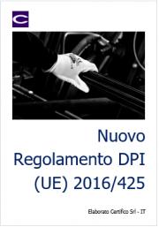 Focus Nuovo Regolamento DPI (UE) 2016/425