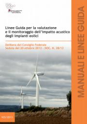Linee guida Valutazione impatto acustico impianti eolici