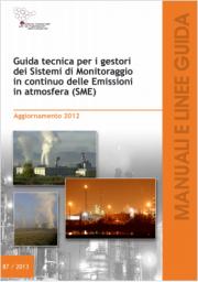 Guida tecnica gestione sistemi di monitoraggio in continuo emissioni (SME)