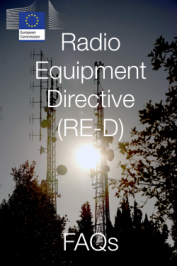 FAQs  Radio Equipment Directive (RE-D)