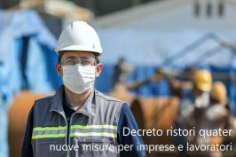 Decreto ristori quater: nuove misure per imprese e lavoratori