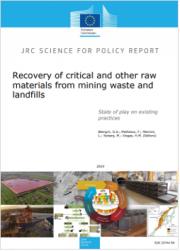 Recupero di materie prime essenziali da rifiuti di estrazione e discariche