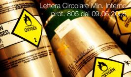 Lettera Circolare prot. 805 del 09.06.2005
