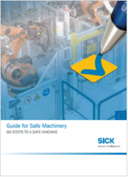 Guide for Safe Machinery - SICK