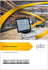 The new Safety Compendium PILZ 2014