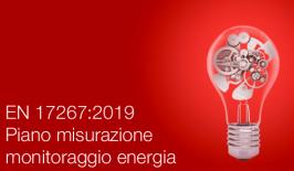 UNI CEI EN 17267:2019 | piano misurazione e monitoraggio energia