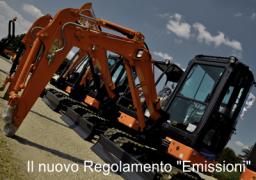 Emissione e omologazione motori a combustione interna per macchine mobili non stradali: in arrivo il Regolamento