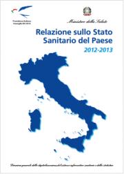 Relazione sullo Stato Sanitario del Paese 2012-2013