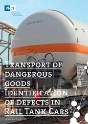 Linee guida identificazione difetti carri cisterna ferroviari merci pericolose