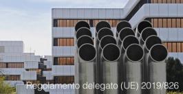 Regolamento delegato (UE) 2019/826