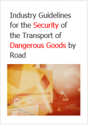 Industry guidelines security Dangerous Goods
