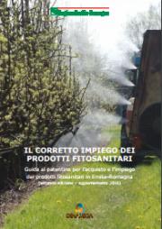 Il corretto impiego dei prodotti fitosanitari edizione 2016 - Reg. ER