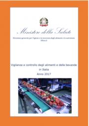 Vigilanza e controllo alimenti e bevande Anno 2017
