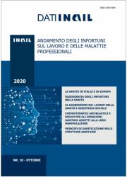 Dati INAIL Ottobre 2020 | La sanità in Italia e in Europa