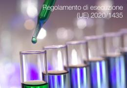 Regolamento di esecuzione (UE) 2020/1435