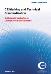 Guidelines for application to Electrical Power Drive Systems