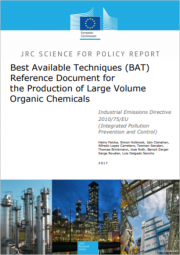 BREF Production of Large Volume Organic Chemicals