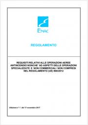 Certificato di operatore aereo antincendio (COAN)