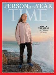Person of the Year 2019 - Greta Thunberg